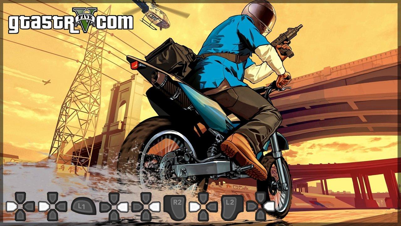 GTA5 Hızlı Yüzme Hilesi PS3/PS4