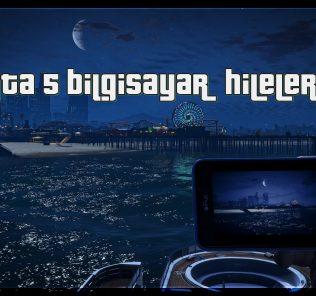 GTA 5 Bilgisayar Hileleri