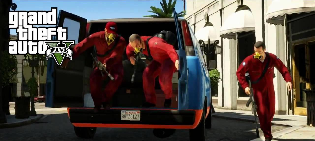 Grand Theft Auto 5 Sistem Gereksinimleri