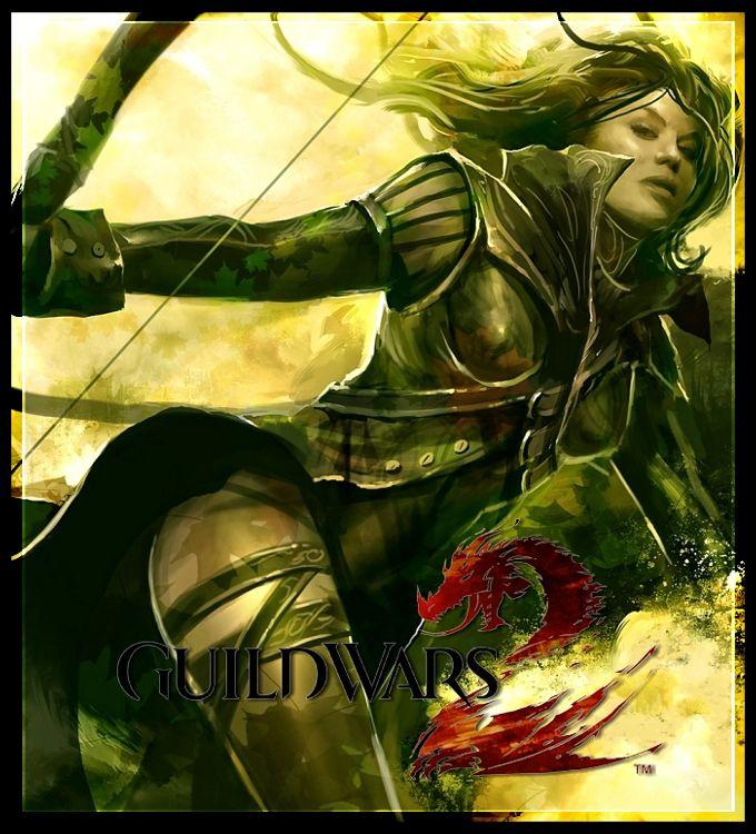 Guild Wars 2 Human Female Ranger