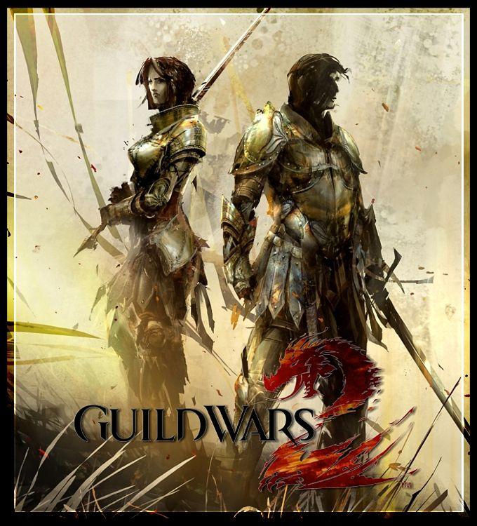 Guild Wars 2 Irkları - İnsan
