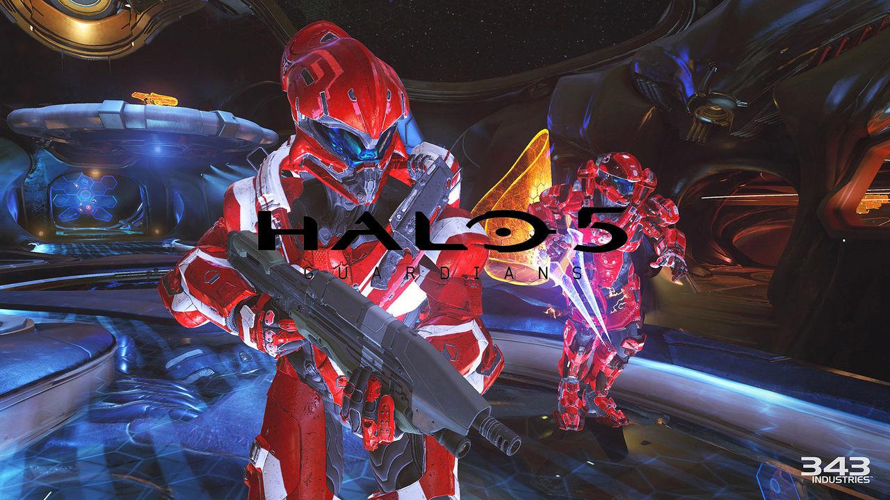 Halo 5: Guardians Arena Mod