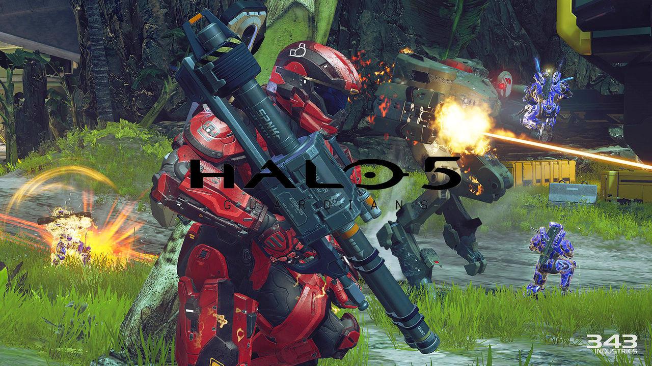 Halo 5: Guardians Warzone Mod