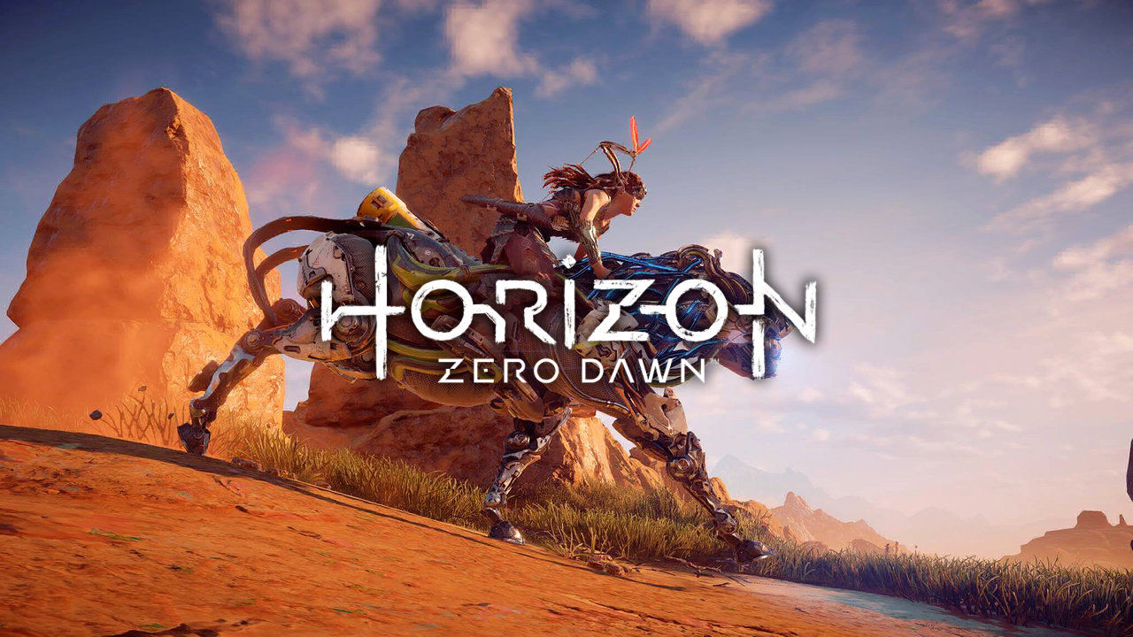 Horizon Zero Dawn Strider