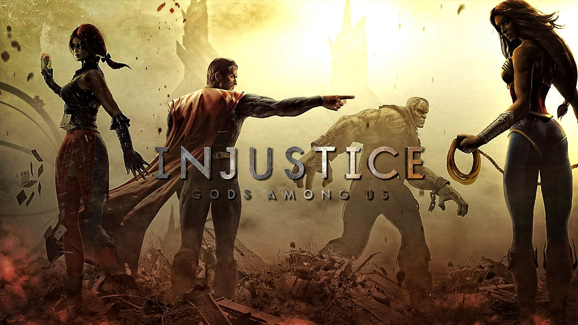 Injustice: Gods Among Us İnceleme