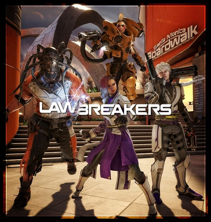 Lawbreakers Minimum Sistem Gereksinimleri