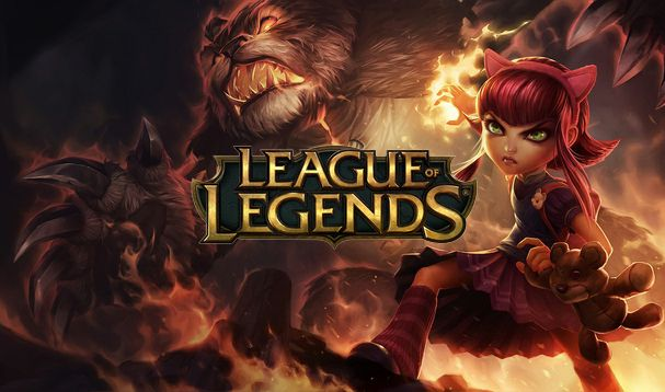 League of Legends Hero Annie