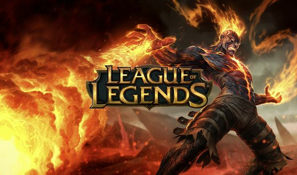 League of Legends Hero Brand