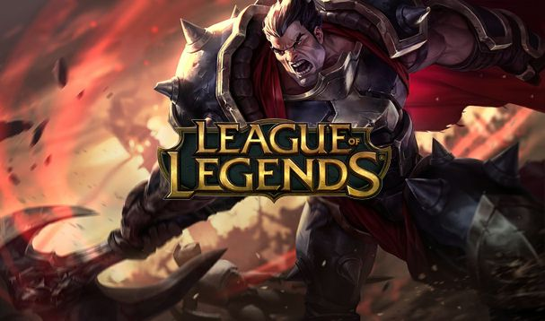 League of Legends Hero Darius