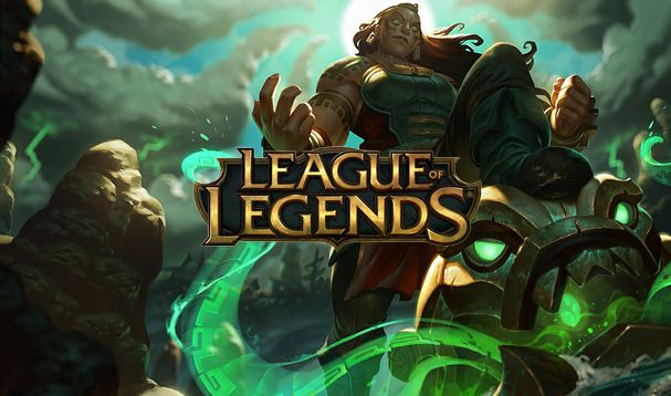 League of Legends Hero Illoi
