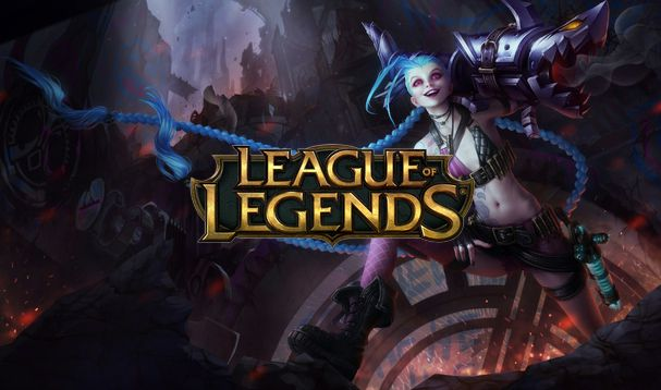 League of Legends Hero Jinx