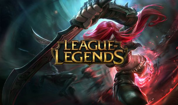 League of Legends Hero Katarina