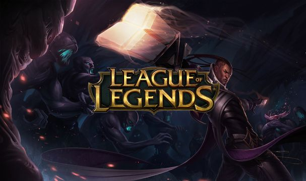 League of Legends Hero Lucian