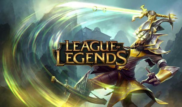 League of Legends Hero Master Yi