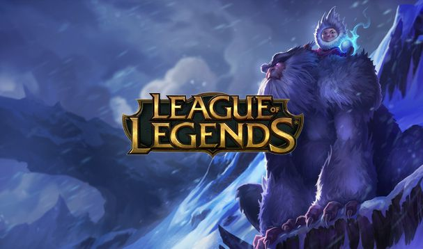 League of Legends Hero Nunu