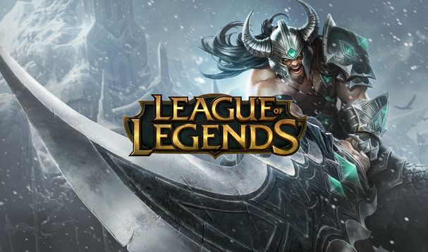 League of Legends Hero Tryndamere