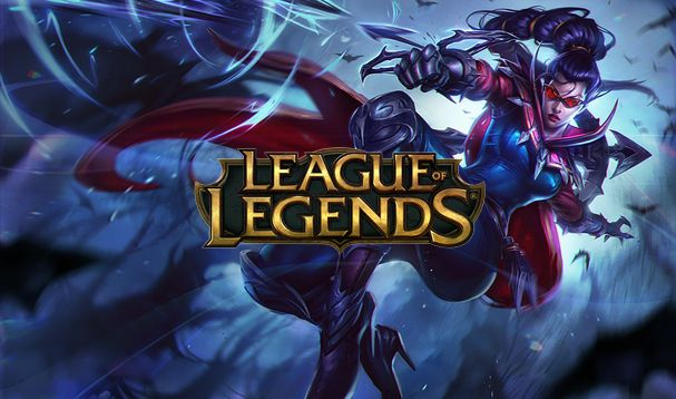 League of Legends Hero Vayne