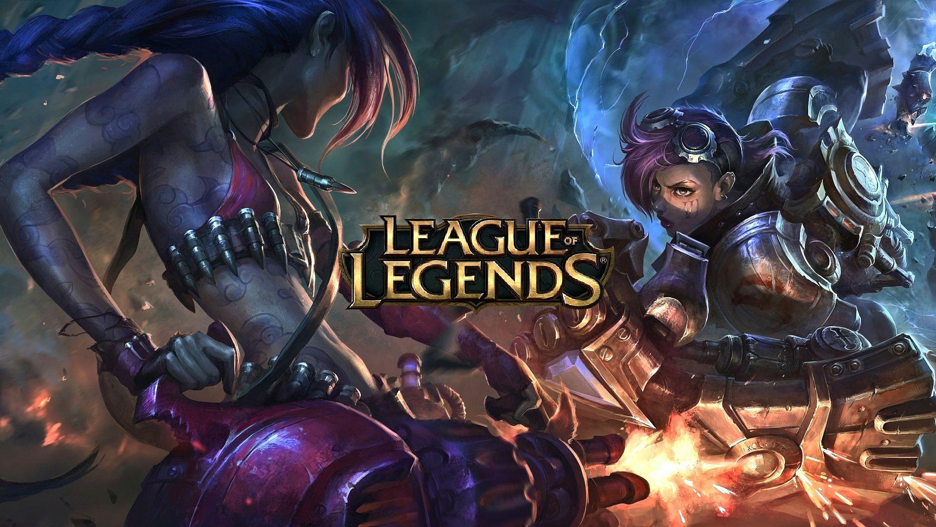 League of Legends Pentakill Heroes