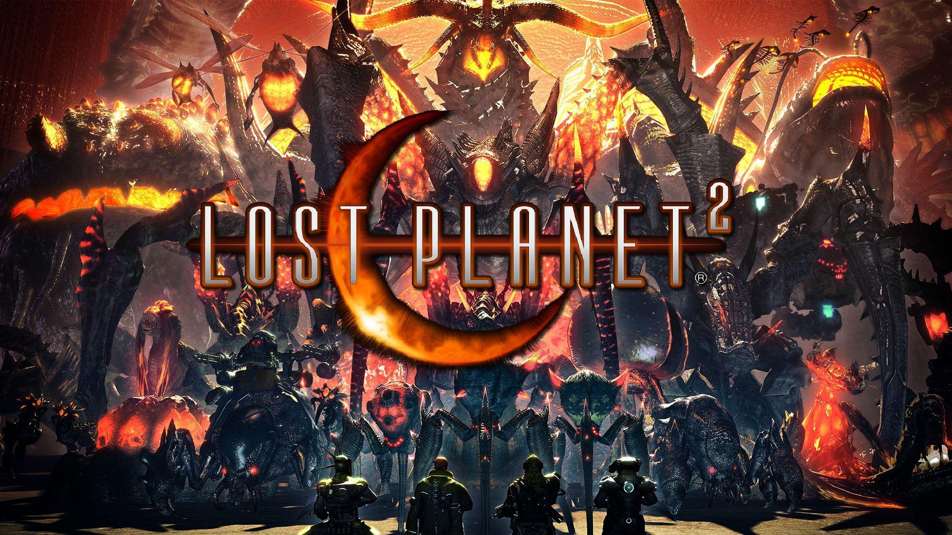 Lost Planet 2 Oyun incelemesi
