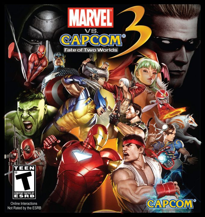 Marvel Vs Capcom 3: Fate of Two Worlds İncelemesi