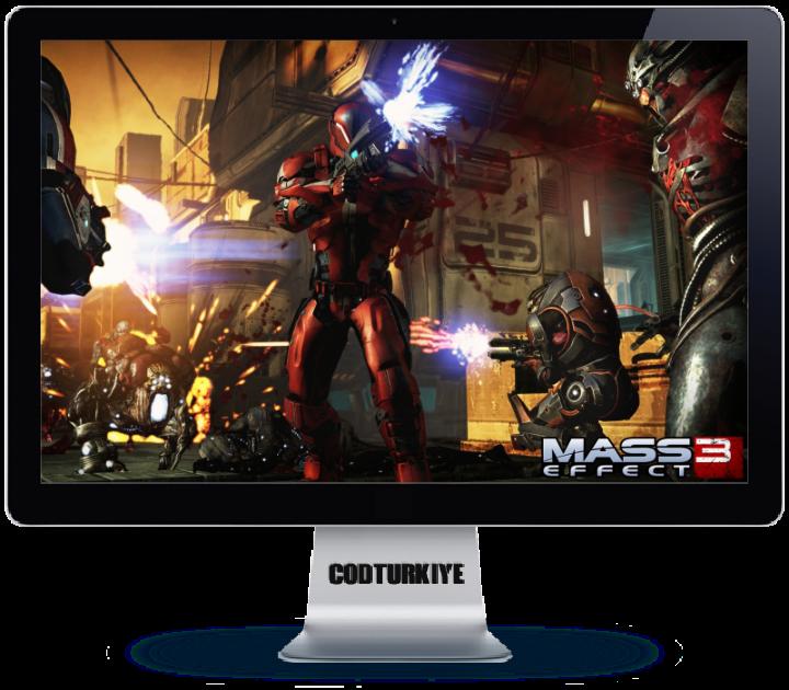Mass Effect 3 İnceleme