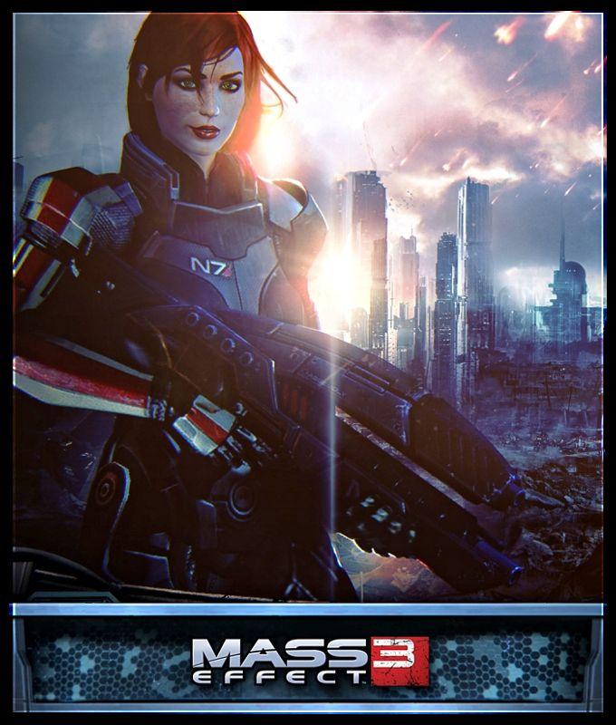 Mass Effect 3 Önerilen Sistem Gereksinimleri