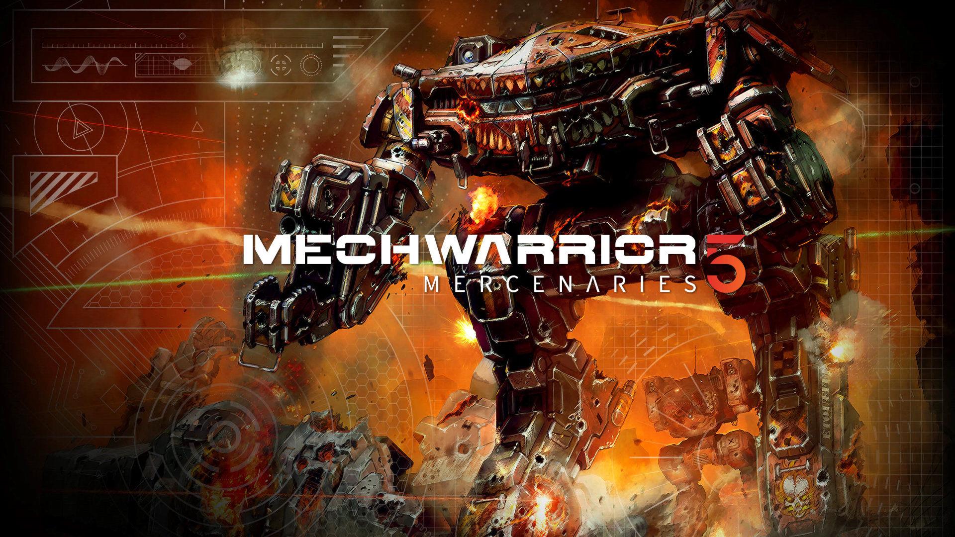MechWarrior 5: Mercenaries Sistem Gereksinimleri