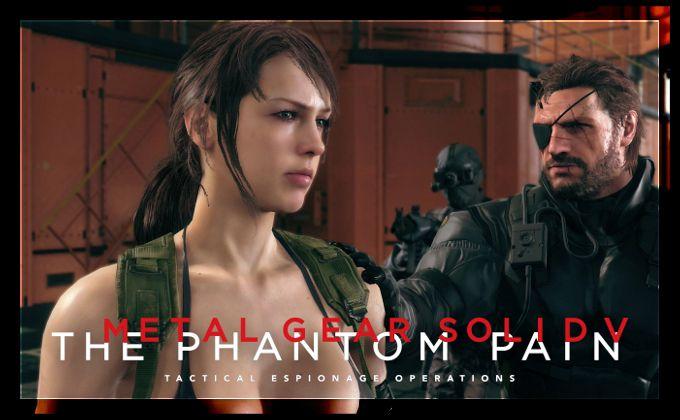 Metal Gear Solid V: The Phantom Pain Detaylı İnceleme