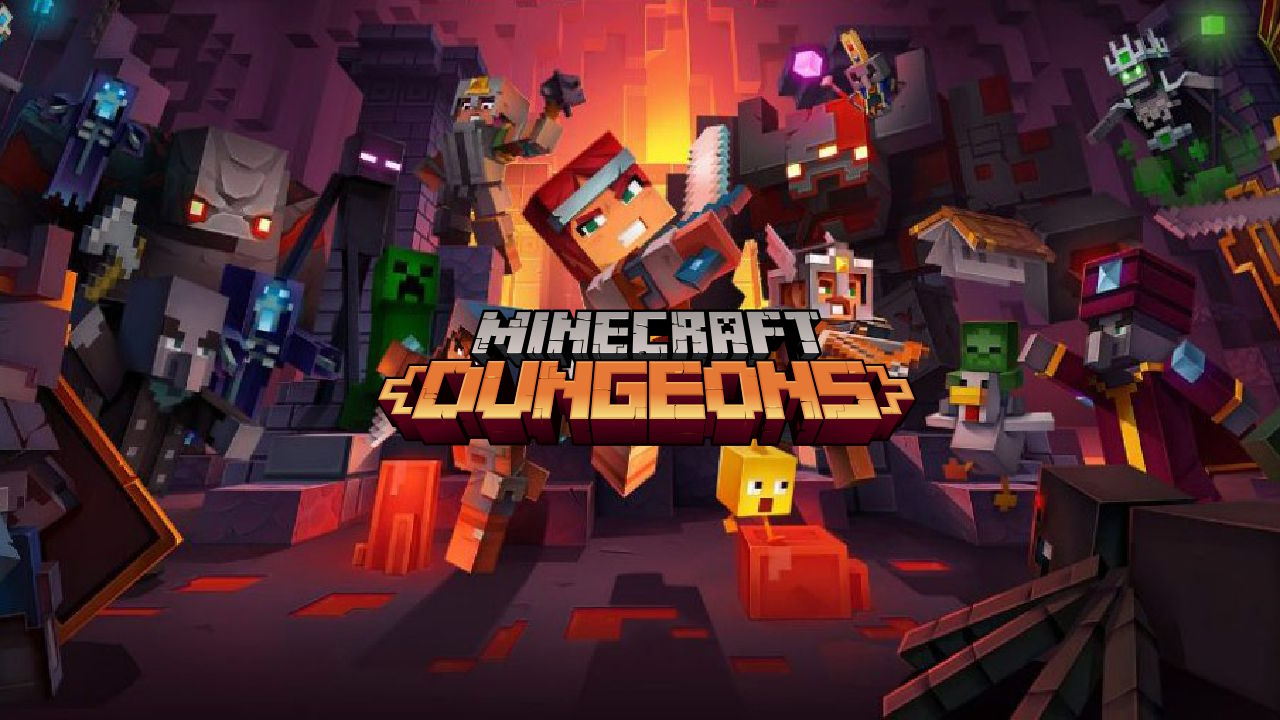 Minecraft Dungeons Minimum ve Önerilen Sistem Gereksinimleri, Kapalı Beta ve Çıkış Tarihi
