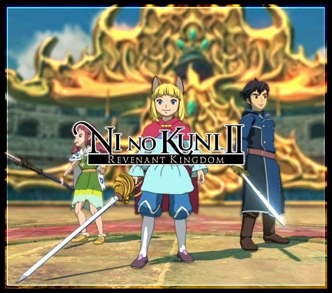 Ni No Kuni II: Revenant Kingdom Minimum Sistem Gereksinimleri