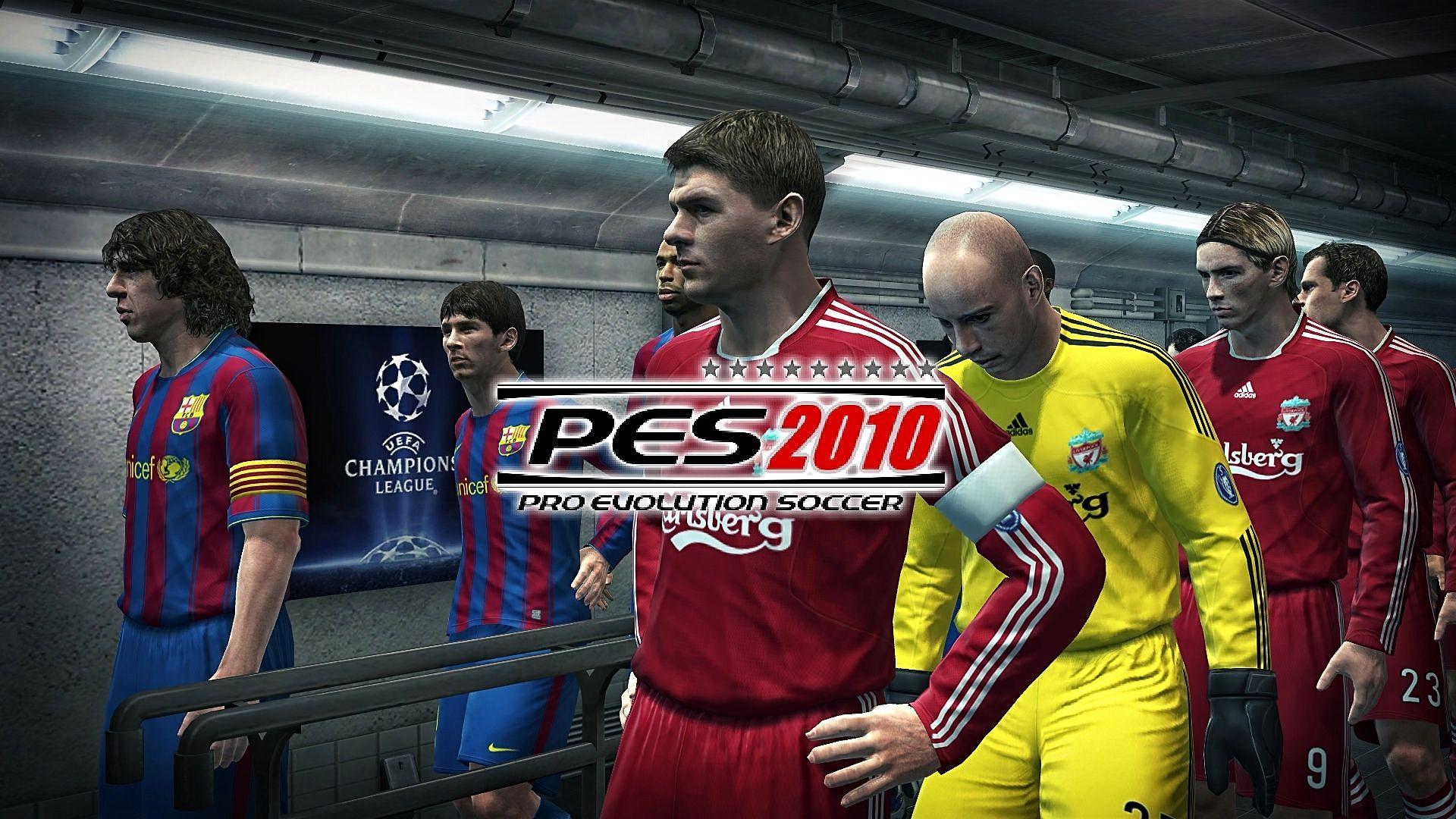 PES 2010 Sistem Gereksinimleri ve Oyun İncelemesi