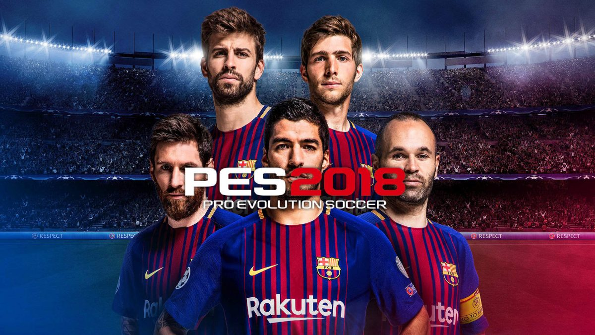 Pro Evolution Soccer [PES] 2018 İyi Oynama Taktikleri