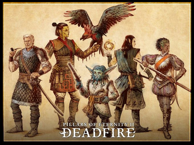 Pillars of Eternity 2: Deadfire Minimum Sistem Gereksinimleri