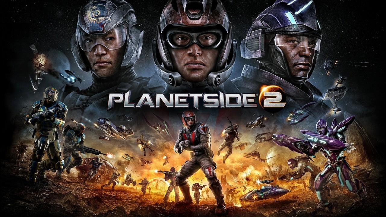 PlanetSide 2 İnceleme