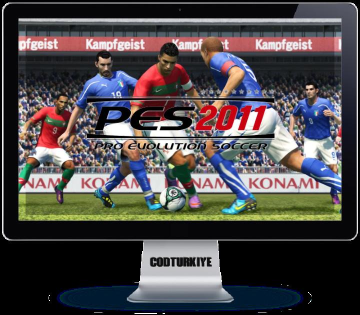 Pro Evolution Soccer 2011 İnceleme