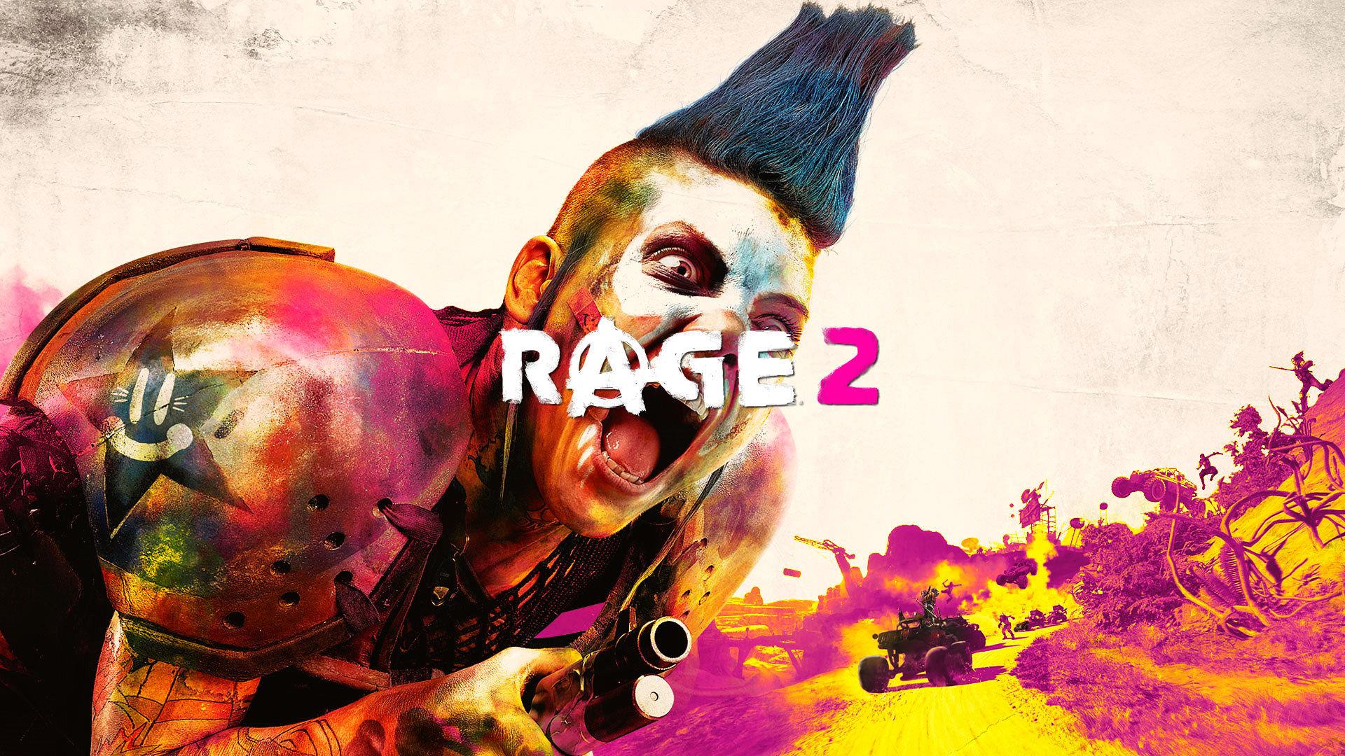 Rage 2 Minimum ve Önerilen Sistem Gereksinimleri