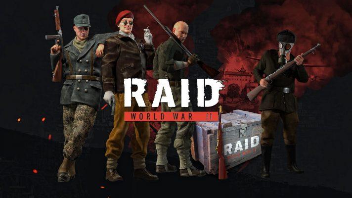 Raid: World War II Sistem Gereksinimleri Açıklandı