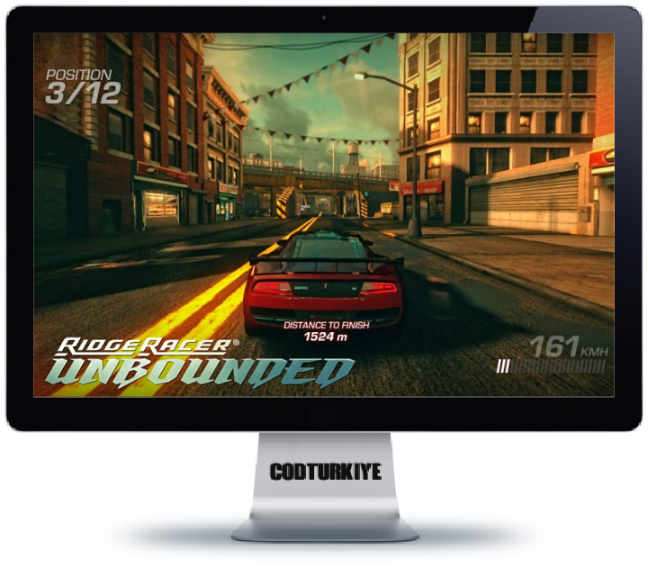 Ridge Racer Unbounded İnceleme