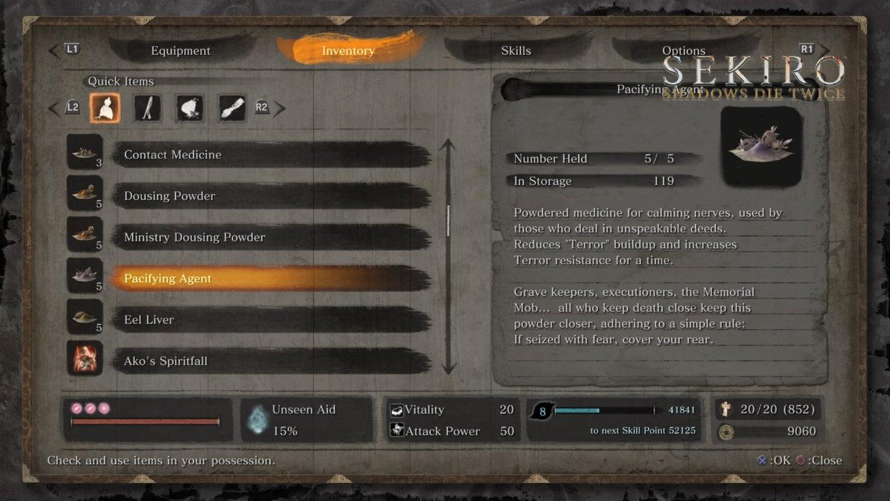 Sekiro: Shadows Die Twice Headless Kesme Taktiği Pacifying Agent