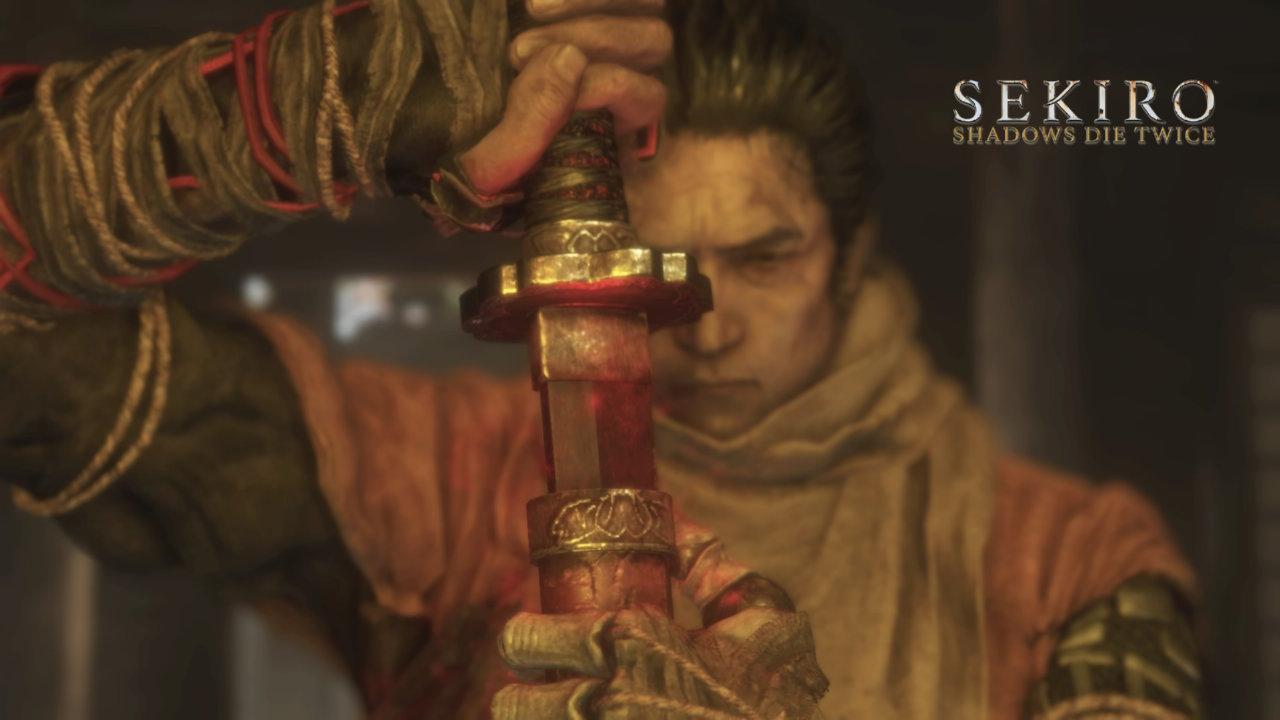 Sekiro: Shadows Die Twice Mortal Blade