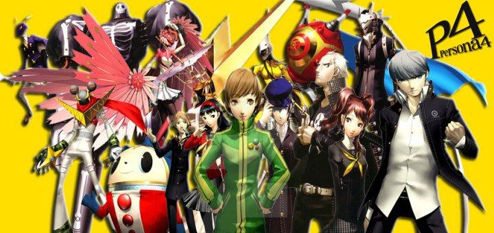 Shin Megami Tensei: Persona 4 İnceleme