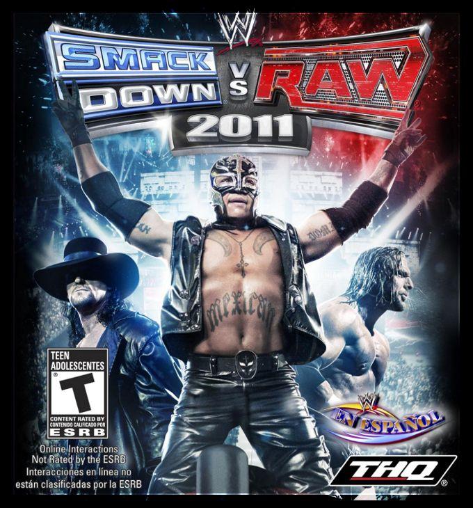 SmackDown Vs Raw 2011 Oyun İncelemesi