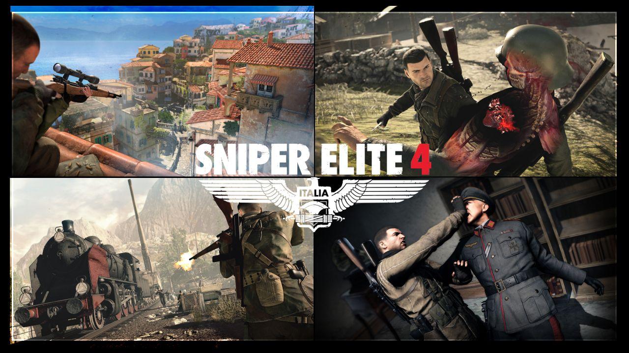Sniper Elite 4 Minimum Sistem Gereksinimleri