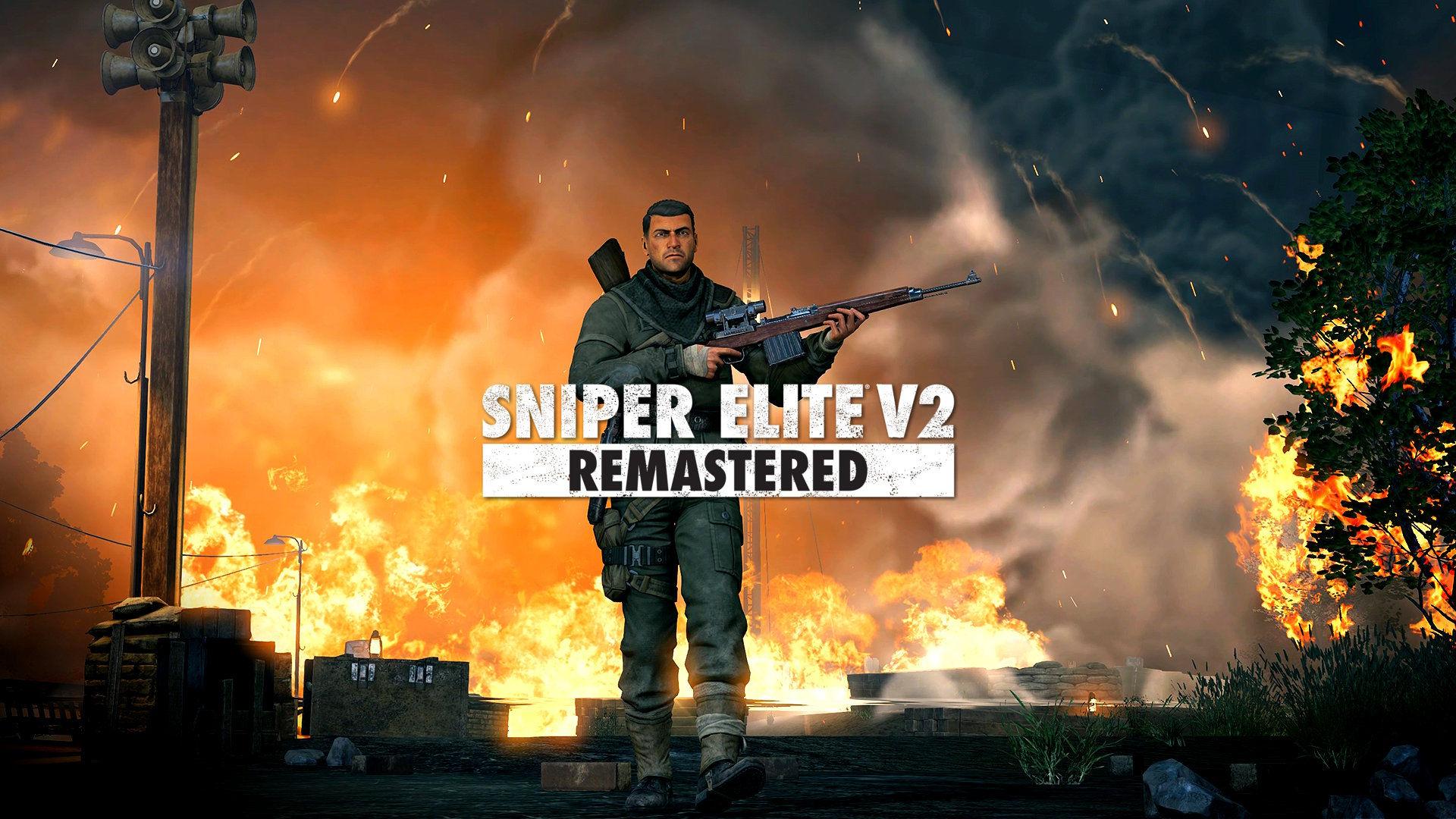 Sniper Elite V2 Remastered Minimum ve Önerilen Sistem Gereksinimleri