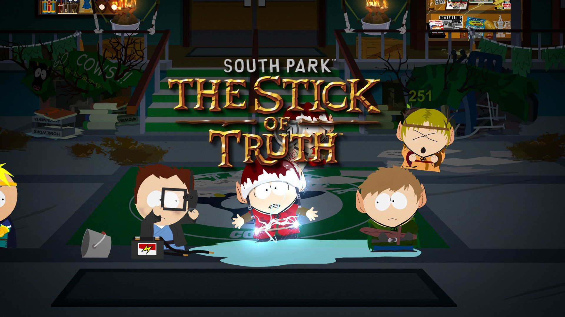 South Park: The Stick of Truth Sistem Gereksinimleri