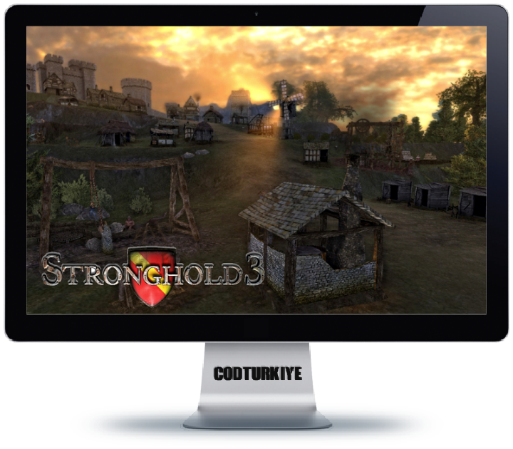 Stronghold 3 İnceleme