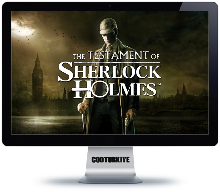 The Testament of Sherlock Holmes İnceleme