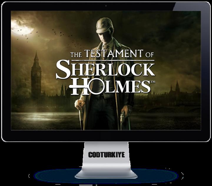 The Testament of Sherlock Holmes İnceleme