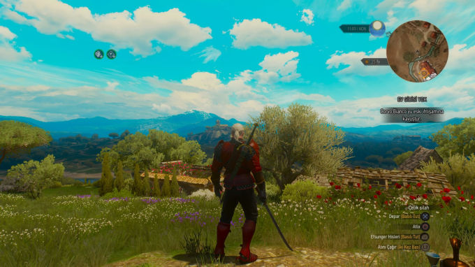 The Witcher 3 Wild Hunt Minimum Sistem Gereksinimleri