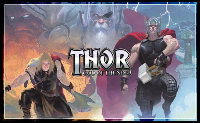 Thor: God of Thunder Oyun İncelemesi